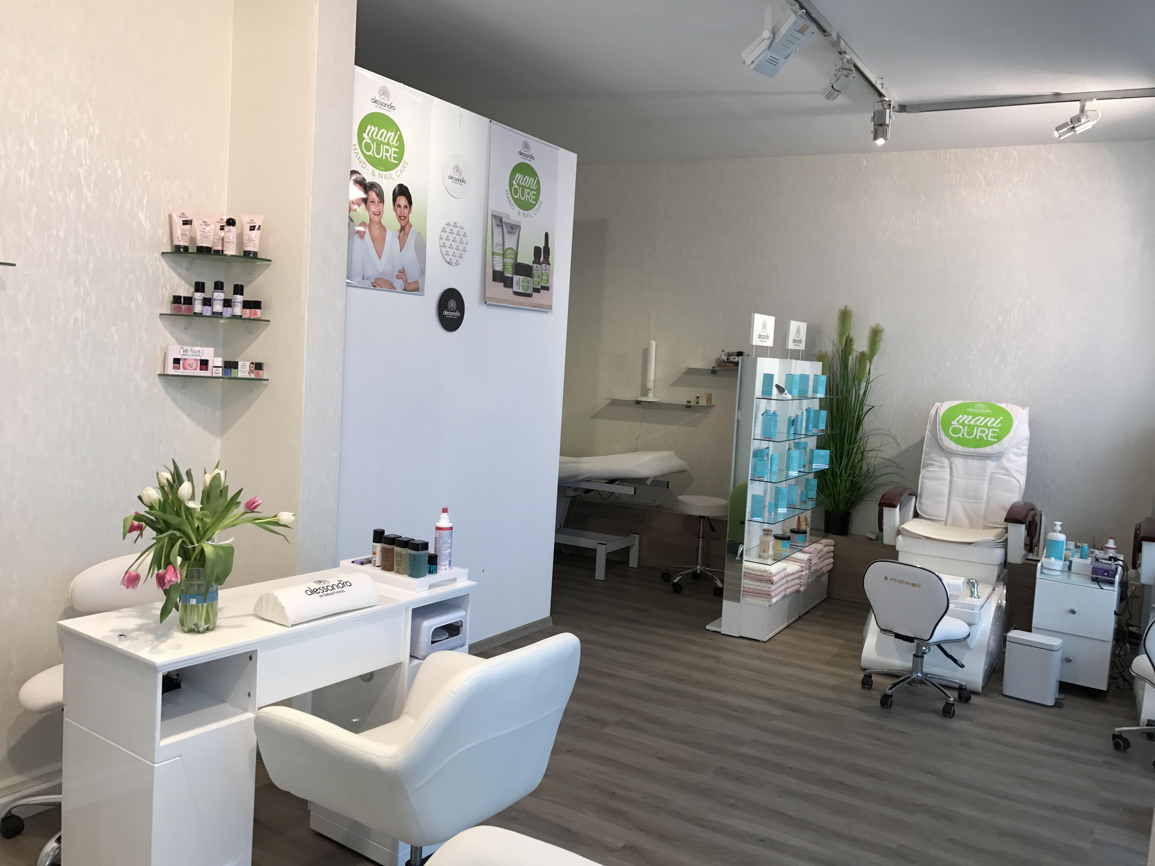 Unser Studio - Nail Salon Neuss